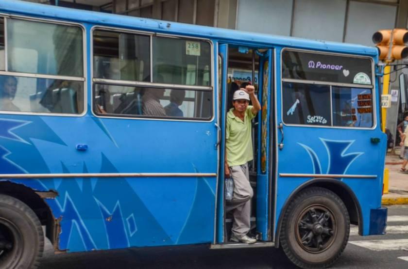 ómnibus es calle de caracas