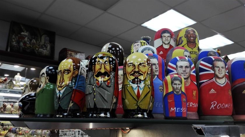Stalin y Messi